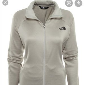 The North Face Agave Fleece Zip Jacket